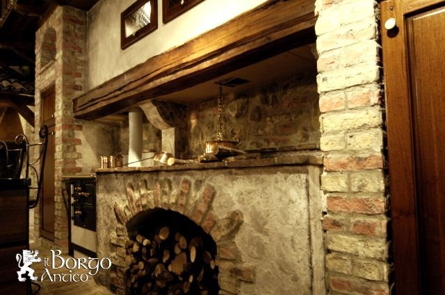 Foto di cucine in legno massiccio