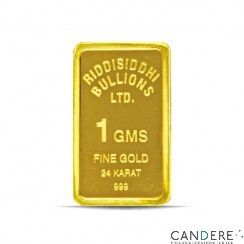 Buy Online Certified pure 1 gm Gold bar  with todays gold rate in mumbai ~http://www.candere.com/1-gm-24-kt-gold-bar-999-purity.html