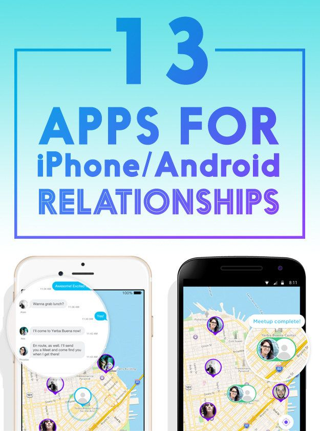 13 Apps That'll Make Your iPhone-Android Relationship So Much Better