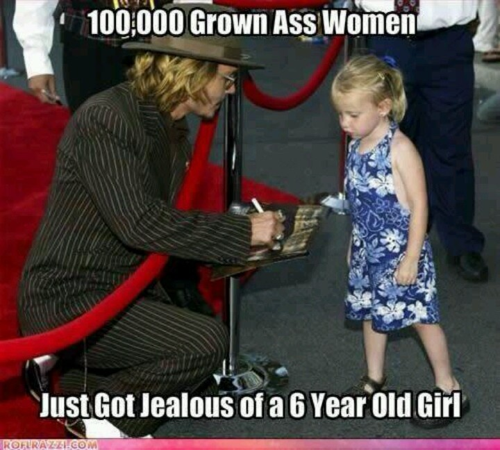 Awe Johnny Depp.