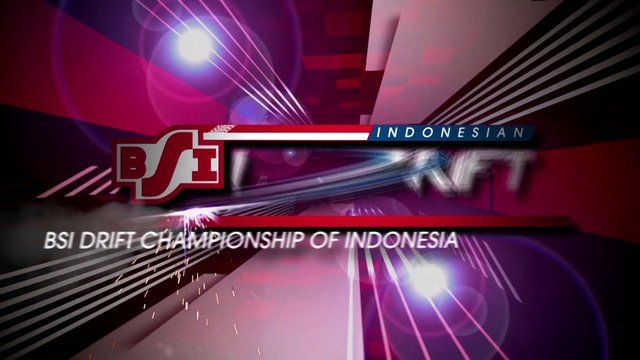 BSI DRIFT CHAMPIONSHIP OF INDONESIA Round1