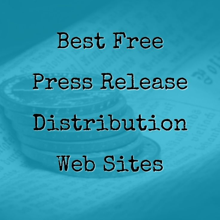 Have news, but no budget? Press release distribution
