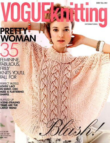 Vogue Knitting 2012 Early Fall