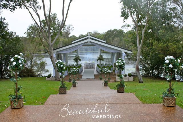Laguna Wedding Sirromet