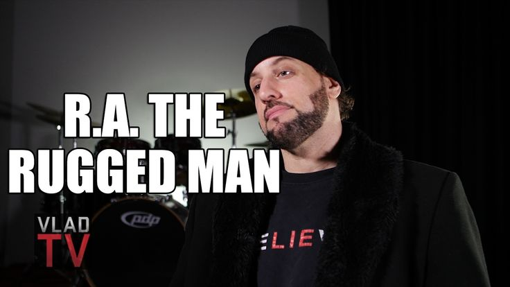 RA The Rugged Man to Mumble Rappers: Take the C**k Out of Your Mouth