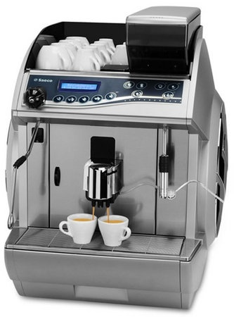Designed to satisfy every need, Saeco Modular/Idea Coffee Machine can be made up of various modules each completely independent, which can be placed side by side. Maximum professional quality in the minimum of space Modular is automatic: It combines high performance and compact dimensions