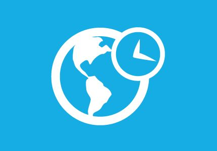 The World Clock — Worldwide (pick which country/time zone you'd like to ring in the New Year with young kids)