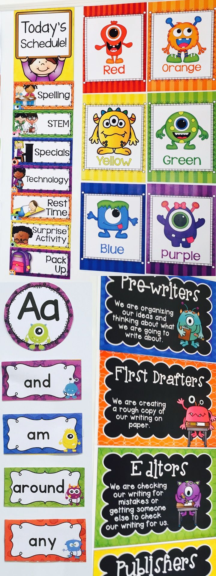 76 best monster classroom theme ideas and decor images on