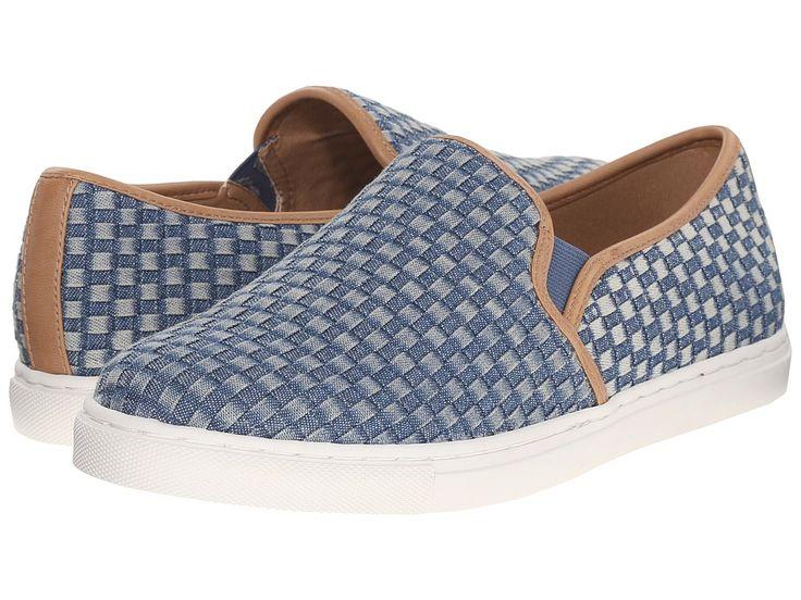 SPLENDID SPLENDID - SEASIDE (DENIM WOVEN CANVAS) WOMEN'S SHOES. #splendid #shoes #