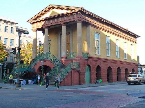 Market Hall, Charleston, SC