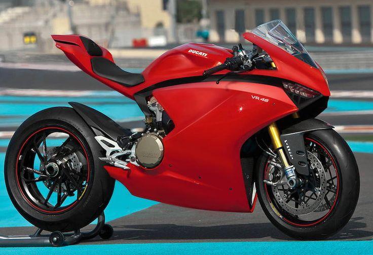 Projekt motocykla Ducati VR|46