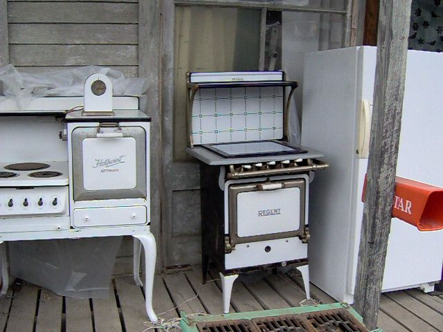 Reproduction Vintage Electric Stoves ~ Best images about w lincoln st springfield mo