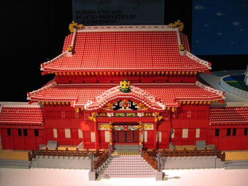 レゴで作った世界遺産展PART-2:うたかたの日々:So-netブログ