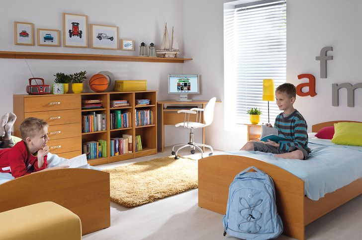 Tip Top #room #children #inspiration #idea #decoration #meble #furniture #student