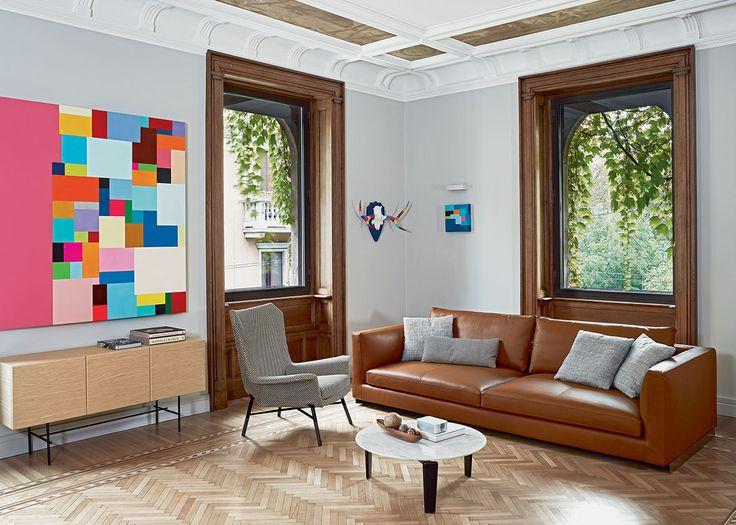 arflex - Rendez-Vous sofa design Mauro Lipparini - Giulietta armchair BBPR The original design - Rubycon cabinet and Tablet small table design Claesson Koivisto Rune - #arflex #rendezvous #sofa #design #maurolipparini #giulietta #BBPR #theoriginaldesign #tablet #rubycon #claessonkoivistorune #madeinitaly #luxury #photoftheday #mood #interior #arflexhome #staytuned http://www.arflex.it follow us on instagram @arflex_official