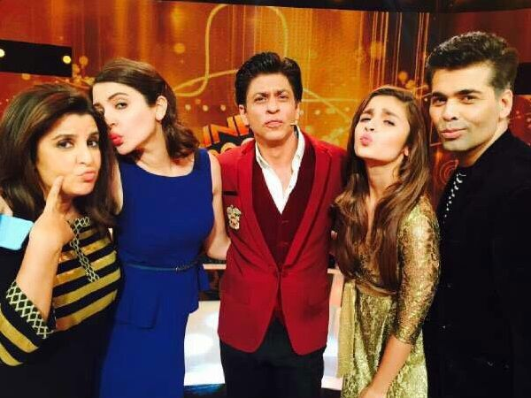 Does Alia Bhatt Want To Shoot With Shahrukh Khan In The Night? - Filmibeat