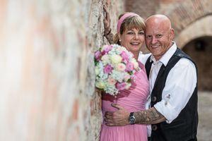 Hochzeitsfotograf Spandau, Hochzeit in der Zitadelle Spandau und Hochzeitsfeier in der Westernstadt Old Texas Town