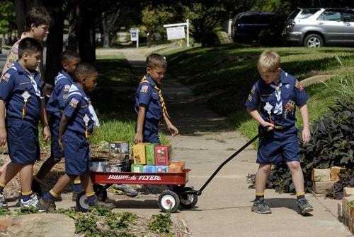 10 Tips for your Cub Scout Popcorn Sale