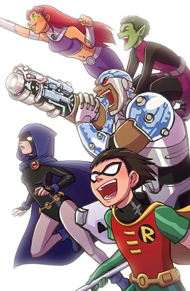 Jovens Titans