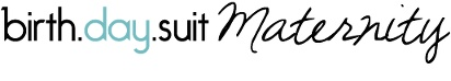 A complete collection of couture maternity hospital gowns? Who knew you could have so many options!!  www.birthdaysuitmaternity.com