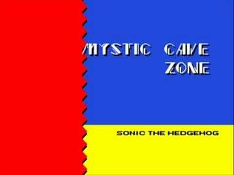 Sonic 2 Music: Mystic Cave Zone (2-player) - YouTube