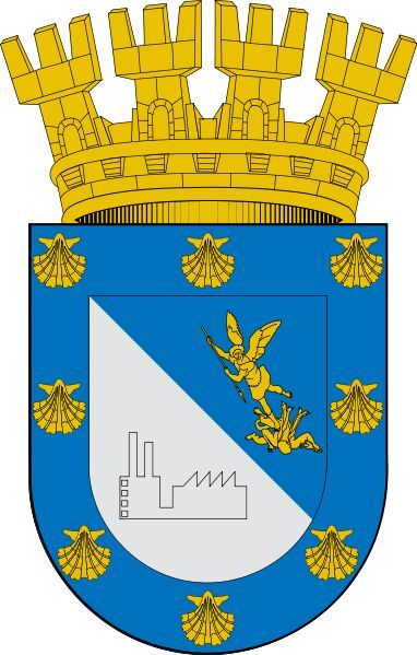 Escudo de San Miguel - Chile
