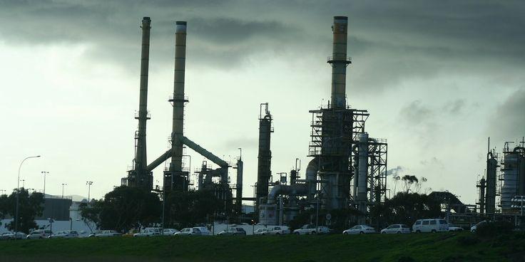 Inwestycja w ropę