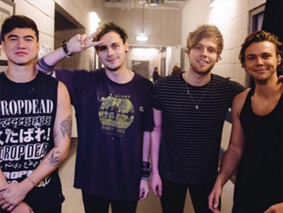 Quiz: Which 5 Seconds of Summer Guy is Basically You... in Male Form