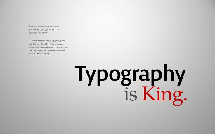 Academic papers and typography