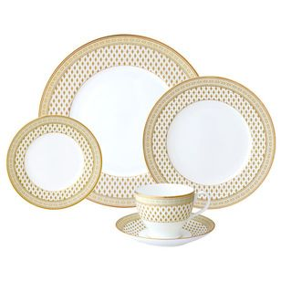 Transitional Dinnerware Sets by Nikko Ceramic Incorporated