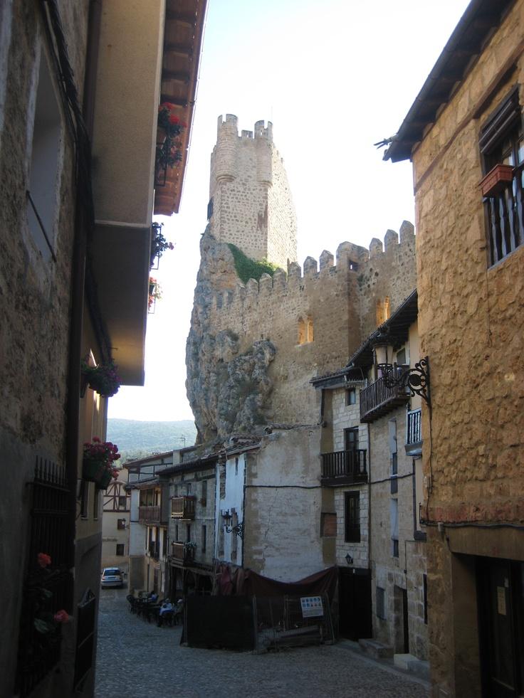 Frias, Burgos, Spain - The motherland