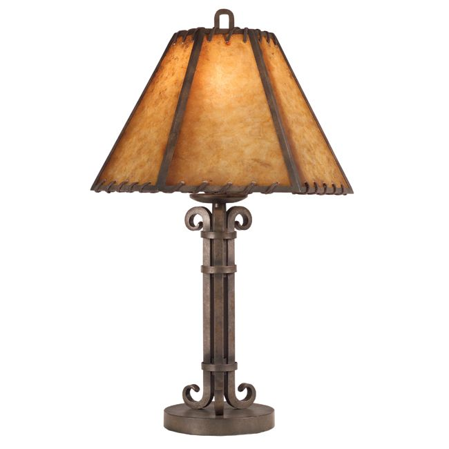 1000+ Images About Rustic Table Lamps On Pinterest