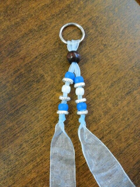 Easy craft idea for senior citizens Key chains