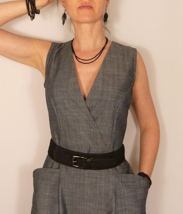 Patron Robe Fuschite // Histoire de coudre -  SB Créations Couture [Patron de couture robe / Dress Sewing Pattern]