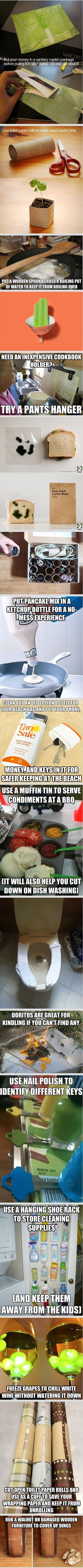 LOL - Creative life hacks - www.funny-pictures-blog.com