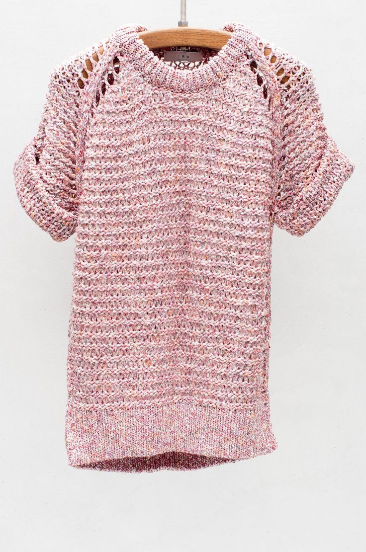 Sweaters can be for summer too!   Loving this Rouge Kima Pullover