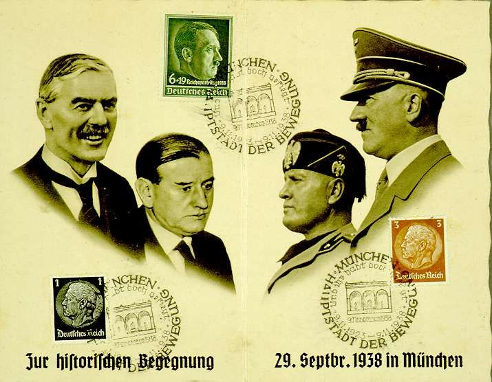Collections of the German Historical Museum – Documents II / Munich Agreement