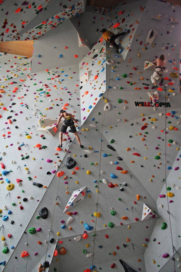 Climbing in Felsenfest Austria 59 best Indoor