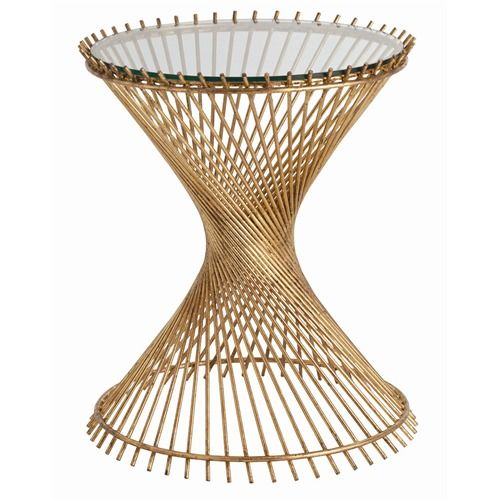25+ Best Ideas About Metal Side Table On Pinterest