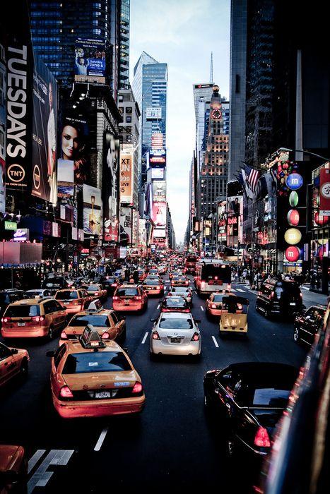 New-York, Manhattan, Times Square ~ fait 10.2010 ♥