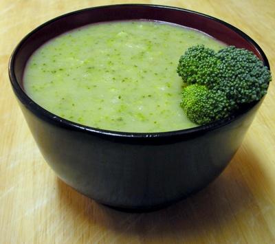 Sorelle Grapevine: Cream of Broccoli