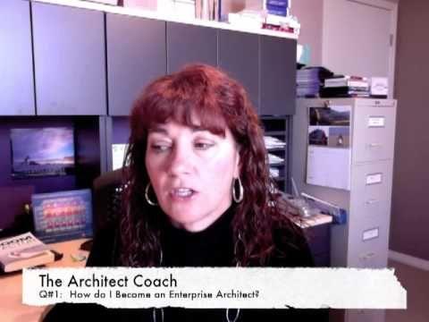 Top 10 Enterprise Architect Questions - Question#1 How Do I Become an Enterprise Architect - YouTube