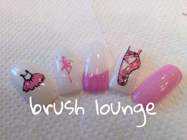 Brush lounge nails