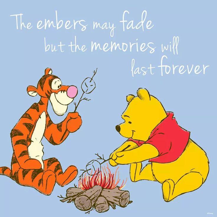memories last a lifetime #poohbear