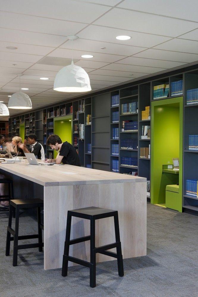 De 9 b sta library design ideas bilderna p pinterest for Table 52 schaumburg