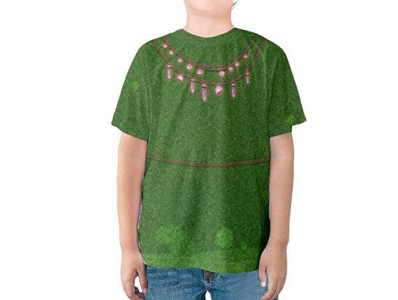 Kid's Troll Frozen Inspired Disneybound Shirt
