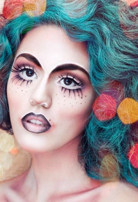 Halloween make up: come diventare una strega - Trucco da strega buona