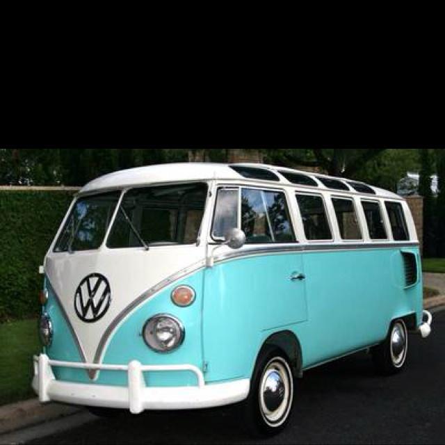 Volkswagen van-the right way to do road trips