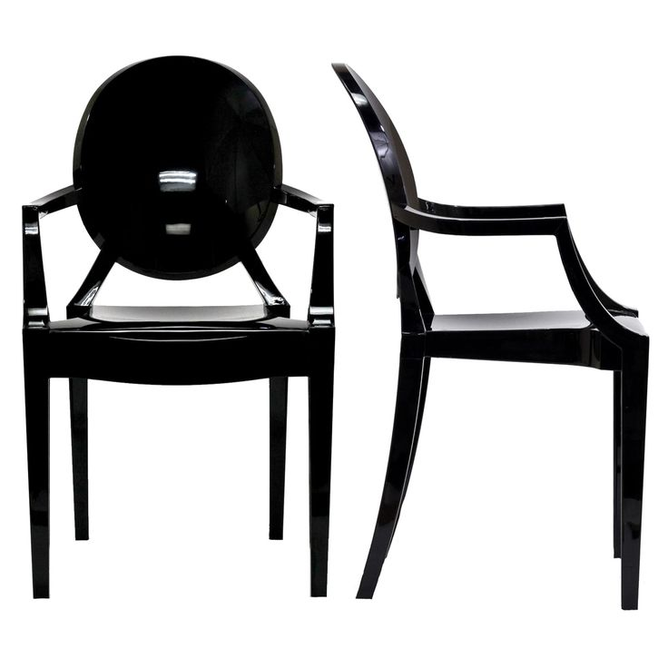 Dining Arm Chairs Black 63 best casper (ghost) chair images on pinterest | ghost chairs