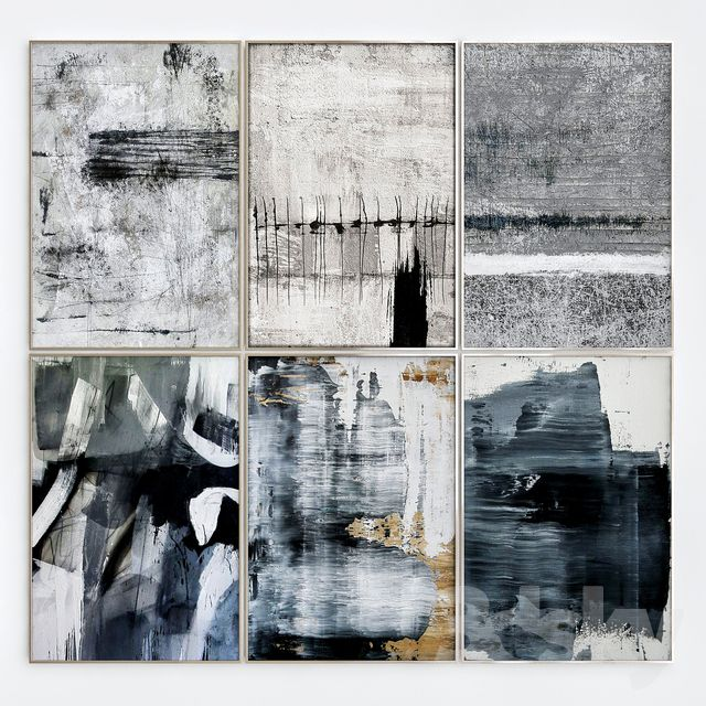 Abstract art frames_7